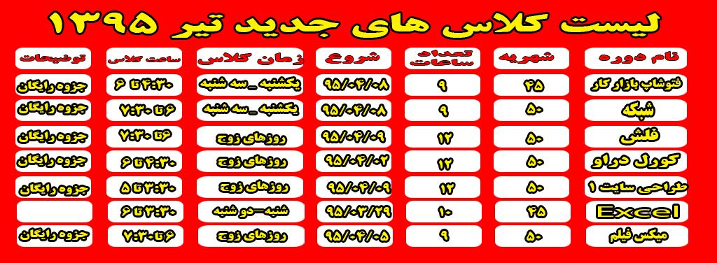 حرفه آموزان شیراز